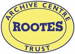 Rootes Archive Centre Trust logo